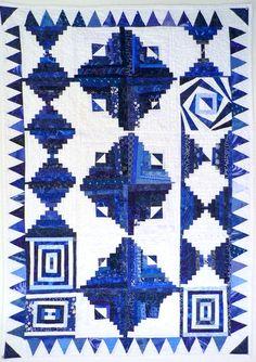 Tumbling Blue by Nancy Bardach