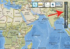 Great mapping resource at the National Geographic Education website