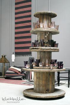 EN MI ESPACIO VITAL: Muebles Recuperados y Decoración Vintage: Decoración de reciclaje { Decoration with recycled items } LOVE IT!