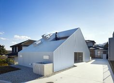 takao shiotsuka atelier: cloudy house