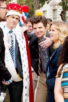 Chris, Ben and Leslie ~ Parks and Recreation