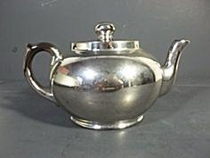 Silver Tea Pot by Sadler