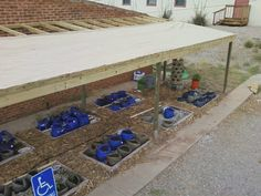 Foxhole Homes Builds Impressive Hybrid Rain Gutter Grow System for Local...