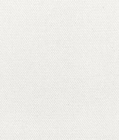 9.3 Oz White Cotton Canvas Fabric - $7.05