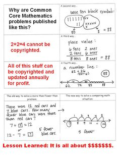 Why are Common Core math problems like this? $$$$$$$$$$