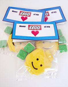 Valentines - lego