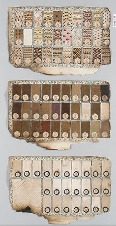 1784. British, Manchester. Textile Sample Book.