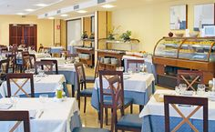 Hotel RH Riviera - Comedor