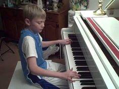 Joel, Age 10, Plays Boogie Woogie Rock w/ CD, by Mike Springer