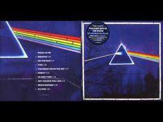 Pink Floyd - Dark Side Of The Moon (1973) [Full Album]  ♥