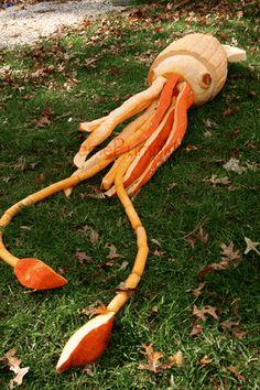 i love this one. next halloween's pumpkin