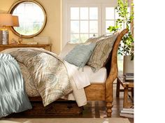 Bedroom Design Inspiration & Bedroom Décor Inspiration | Pottery Barn