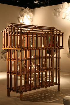 'Miao' cabinet by Reinier Bosch