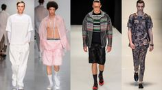 SS14 TRENDS: 4 KEY LOOKS TO TRY THIS SEASON