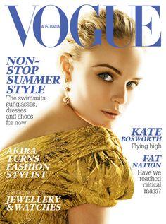 Kate Bosworth for Vogue Australia November 2006