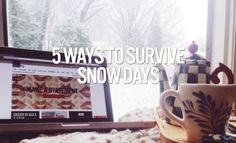 5 Ways to Survive Sn