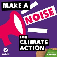 Oxfam supporters are raising the volume, because Kellogg and General Mills haven't been acting quickly enough on #climatechange. Join in and tell us: which of these noises will you make?? Go #BehindtheBrands! http://blogs.oxfam.org/en/blogs/14-07-07-make-big-noise-climate-action