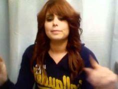 Rumour Has It by Adele ASL sign languag, asl song, american sign, asl video, adel asl, music videosetc, languag song, deaf pride