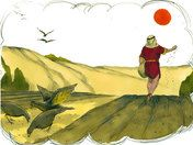 The Parable of the Sower visual aids