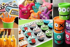 Monster-themed birthday party.  Page 10 - 15 Amazing Kids' Birthday Party Themes - ParentMap