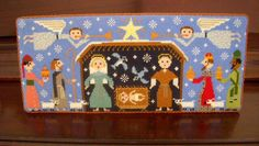 Easel Back Nativity