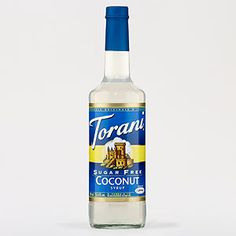 Torani Sugar Free Coconut Syrup | Drink| Food & Drink | World Market