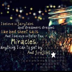 Favorite Song Lyrics :)