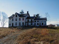 abandon hous, abandoned houses