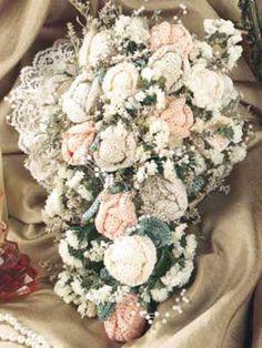 Bridal Bouquet I free pattern