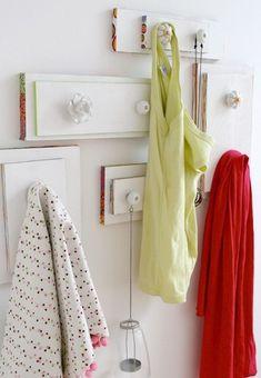 drawer front towel racks