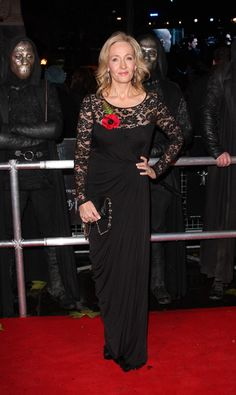 Celeb fashions at the Harry Potter premiere