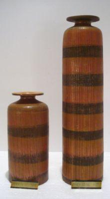 Love these Aldo Londi vases alvino bagni, italian ceram, londi vase, aldo londi, centuri ceram, mid centuri, centuri italian