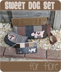 sweet dog set |