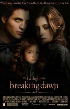Breaking Dawn Pt. 2