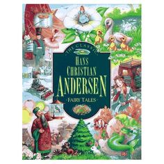 Summer Reading and Crafting: Fairy Tales of Hans Christian Andersen
