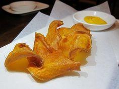 Uchiko sweet potato chips