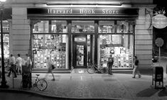 Harvard Bookstore in Cambridge, MA