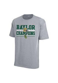 Baylor Champions. Has a good ring to it!