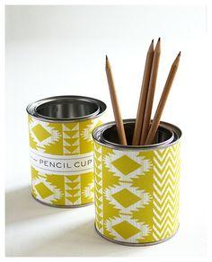 Pencil Cup - Kilim