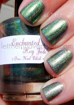 Let them have Polish!: Enchanted Polish Beatles Inspired Collection