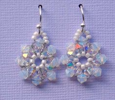 snowflake beaded earrings dscn1073web.jpg