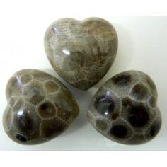 petoskey stone -