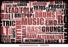 Devyn W. Reterritorialization i when one creates an aspect of popular culture but, they make it their own. This picture shows all the different types of music. Each music type belongs to a different group of people/culture. They are all different but still have the same roots.