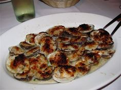 Baked Clams @ Don Pepe in Queens (no joke best baked clams... EVER!)