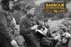 Barbour International celebrates it's 75th Anniversary