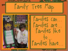 A cute and different idea for family unit