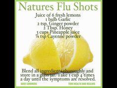 Relieve flu symptoms
