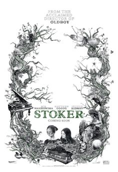 Stoker Poster <3