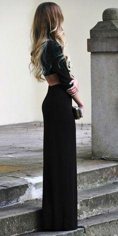 pretty in black