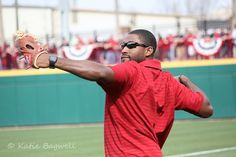 Jackie Bradley Jr. back for Opening Day at Carolina Stadium. 2-17-11